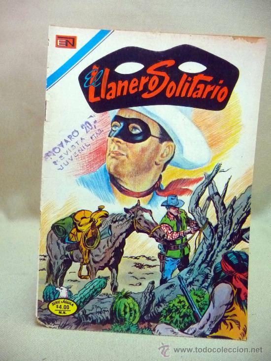 COMIC, EL LLANERO SOLITARIO, NOVARO, AÑO XXV, Nº 2- 339, ORIGINAL (Tebeos y Comics - Novaro - El Llanero Solitario)