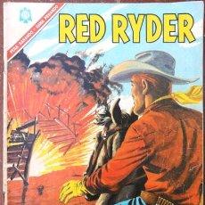 Tebeos: RED RYDER # 145 - NOVARO - AÑO 1966 - EXCELENTE ESTADO - CROMOS RAICES HISTORICAS DE MEXICO. Lote 28614859