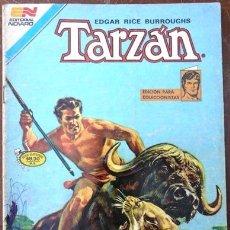 Tebeos: TARZAN # 3-143 NOVARO SERIE AVESTRUZ AÑO 1981 MUY BUEN ESTADO. Lote 28621461
