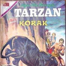 Tebeos: TARZAN # 230 - NOVARO - AÑO 1969 - CROMOS FESTIVAL HISTORIETA: AQUAMAN, ELEMENTO ... -. Lote 28621491