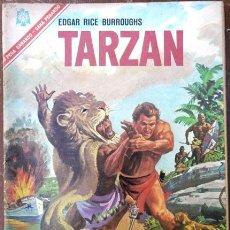 Giornalini: TARZAN # 178 NOVARO 1966 CROMOS RAICES HISTORICAS DE MEXICO BUEN ESTADO CON DETALLES. Lote 28621497