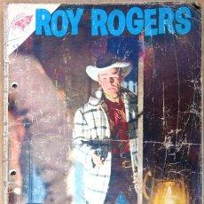 Tebeos: ROY ROGERS # 69 - NOVARO (SEA) - AÑO 1958 - EJERCITO INVISIBLE - CON DETALLES. Lote 28632889