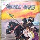 Tebeos: GRANDES VIAJES # 3 - MARCO POLO EN EL MEDIO ORIENTE - AÑO 1963 - NOVARO - DE COLECCION. Lote 28918118