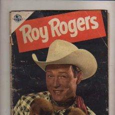 Tebeos: ROY ROGERS N 7 DE 1953 ASES DEL RODEO -EDIT. EMSA ANTES DE NOVARO. Lote 29149986