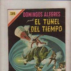 Tebeos: DOMINGOS ALEGRES NUM.705 PRES. EL TUNEL DEL TIEMPO SERIE DE TV-. Lote 29150070