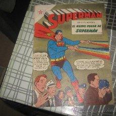 Tebeos: SUPERMAN 203 NOVARO. Lote 29211237