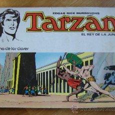 Tebeos: TARZAN Nº 1. EL REY DE LA JUNGLA. NOVARO AÑO 1975.. Lote 29268887