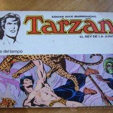 Tebeos: TARZAN Nº 3. EL RIO DEL TIEMPO. NOVARO AÑO 1976. Lote 29268900