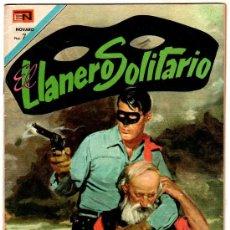 Tebeos: EL LLANERO SOLITARIO Nº 205 - NOVARO. Lote 29487879