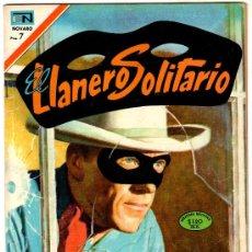 Tebeos: EL LLANERO SOLITARIO Nº 206 - NOVARO. Lote 29487883