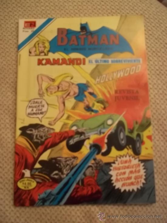 BATMAN - EDICIONES NOVARO SERIE AGUILA Nº 928 (Tebeos y Comics - Novaro - Batman)