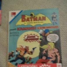 Tebeos: BATMAN - EDICIONES NOVARO SERIE AGUILA Nº 932. Lote 261241085