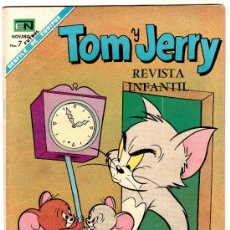 Tebeos: TOM Y JERRY Nº 262, - 1968, . Lote 29714836
