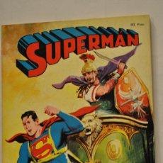 Tebeos: SUPERMAN Nº 24. COL. LIBRO CÓMIC. ED. NOVARO. Lote 186465020