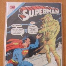 Tebeos: SUPERMAN Nº887 NOVARO. Lote 29962782