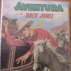 Tebeos: AVENTURA Nº 326 BUCK JONES. Lote 29975076