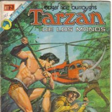 Tebeos: TARZAN, NOVARO, Nº 355, 1973. LITERACOMIC.. Lote 30176582