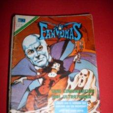 Livros de Banda Desenhada: NOVARO FANTOMAS SERIE AGUILA NUMERO 338 EN BUEN ESTADO. Lote 30229206