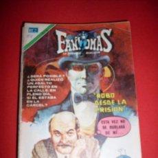 Livros de Banda Desenhada: NOVARO FANTOMAS SERIE AGUILA NUMERO 324 EN BUEN ESTADO. Lote 30229246