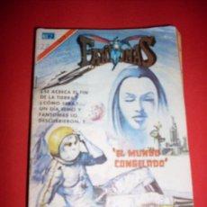Livros de Banda Desenhada: NOVARO FANTOMAS SERIE AGUILA NUMERO 323 EN BUEN ESTADO. Lote 30229248