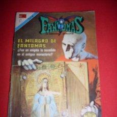 Livros de Banda Desenhada: NOVARO FANTOMAS SERIE AGUILA NUMERO 308 EN BUEN ESTADO. Lote 30229276