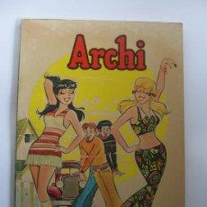 Tebeos: COMIC ARCHI - LIBRO COMIC - AÑO 1973 - EDITORIAL NOVARO. Lote 30350120