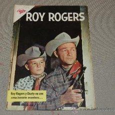 Tebeos: (M-21) ROY ROGERS , NUM. 119 , EDT NOVARO 1962, . Lote 30785196
