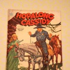 Tebeos: HOPALONG CASSIDY Nº. 10. NOVARO. EXCELENTE. Lote 30813737
