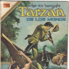 Tebeos: TARZAN Nº 370, NOVARO 1973. LITERACOMIC.. Lote 30833773