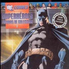 Tebeos: FASCICULO Nº1 - SUPERHEROES FIGURAS DE COLECCION - EDICIONES ALTAYA 2008. Lote 30992731