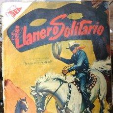 Tebeos: EL LLANERO SOLITARIO # 53 NOVARO 1957 PROVIENE DE ENCUADERNACION. Lote 30977624