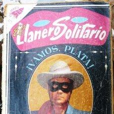 Tebeos: EL LLANERO SOLITARIO # 71 NOVARO 1959 LA VERDADERA HISTORIA DEL LLANERO SOLITARIO ENCUADERNACION. Lote 30977672