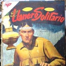 Tebeos: EL LLANERO SOLITARIO # 51 - AÑO 1957 - NOVARO (SEA) - EL CHERIF DEL PUEBLO DESIERTO - DE COLECCION. Lote 30977675