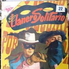 Tebeos: EL LLANERO SOLITARIO # 48 - AÑO 1957 - NOVARO (SEA) - EL FALSO HEROE - DE COLECCION. Lote 30977677