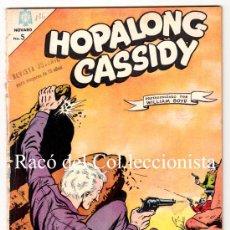 Comics - HOPALONG CASSIDY Nº 136. LA MAGIA DE KATAWAN. NOVARO AÑO: 1966 (WILLIAM BOYD) - 31077508