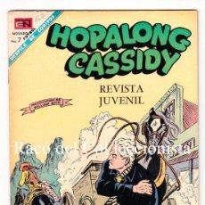 Comics - HOPALONG CASSIDY Nº 167. EL DELINCUENTE ARREPENTIDO. NOVARO AÑO: 1968 (WILLIAM BOYD) - 31077538