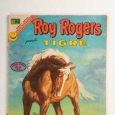 Tebeos: TEBEO - COMIC, ROY ROGERS Nº278 - TIGRE - EDITORIAL NOVARO, AÑO 1972. Lote 31097210