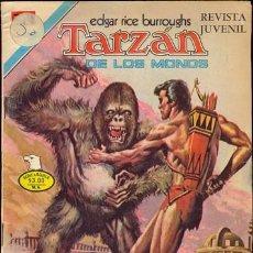 Tebeos: TARZAN DE LOS MONOS SERIE AGUILA Nº 2502 (NOVARO 1976). Lote 31107661