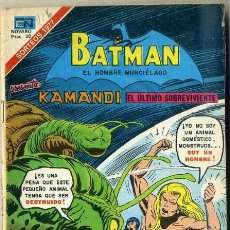 Tebeos: BATMAN KAMANDI Nº 2-916 (1978) 14X19 CM.. Lote 138601269