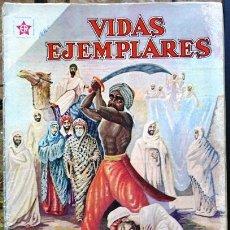 Tebeos: VIDAS EJEMPLARES # 86 - AÑO 1960 - SAN JUAN DE BRITO - EDITORIAL NOVARO - . Lote 31396111