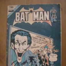 Livros de Banda Desenhada: BATMAN Nº 2-914. NOVARO, 1978.. Lote 31616716
