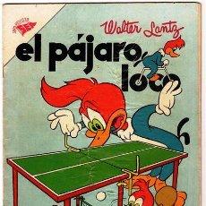 Tebeos: EL PAJARO LOCO # 104 - AÑO 1957 - NOVARO (SEA) - WALTER LANTZ - ANDY PANDA - OSWALDO -. Lote 31739486