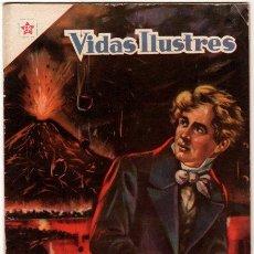 Livros de Banda Desenhada: VIDAS ILUSTRES # 15 ALEJANDRO DE HUMBOLDT NOVARO 1957 IMPECABLE. Lote 31768146
