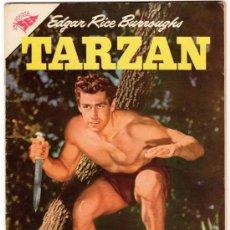 Tebeos: TARZAN # 65 - AÑO 1957 - GORDON SCOTT EN TAPA - ED. NOVARO (SEA) - IMPECABLE ESTADO. Lote 31803051
