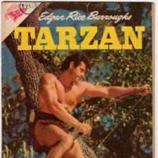 Tebeos: TARZAN # 66 - AÑO 1957 - GORDON SCOTT EN TAPA - ED. NOVARO (SEA) - IMPECABLE ESTADO. Lote 31815086