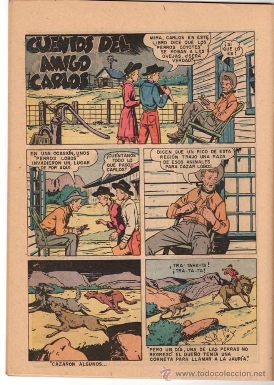 Tebeos: ROY ROGERS # 56 EL CABALLERO ROJO NOVARO 1957 IMPECABLE ESTADO - Foto 5 - 31890122