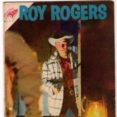 Tebeos: ROY ROGERS # 69 NOVARO 1958 EJERCITO INVISIBLE EXCELENTE ESTADO. Lote 31895042