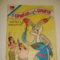 Tebeos: EL CONEJO DE LA SUERTE Nº 364 - 5 JUNIO 1971.. Lote 31896921