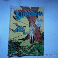 Tebeos: SUPERMAN N.66 DE 1955- DC COMICS/NOVARO. Lote 31988543