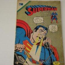 Tebeos: SUPERMAN DE NOVARO. Nº 955. AÑO 1974. Lote 31992717